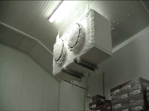 Refrigeration defrost heaters