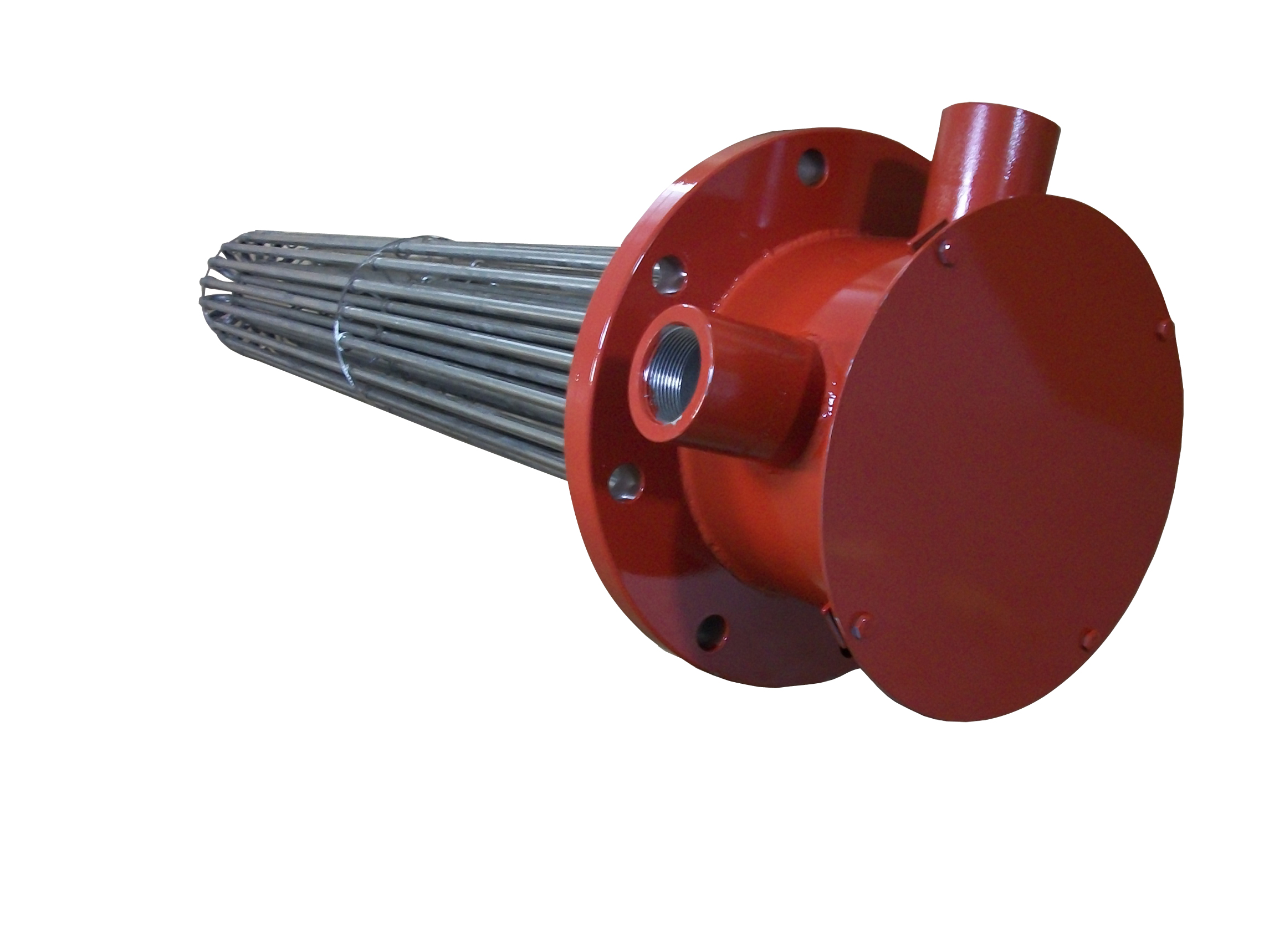 Component Heaters for Skid-Mounted Process Heating Systems