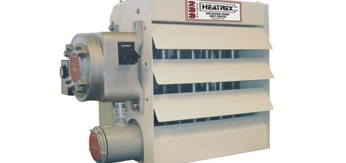 233 Series Explosion-Proof Unit Heater